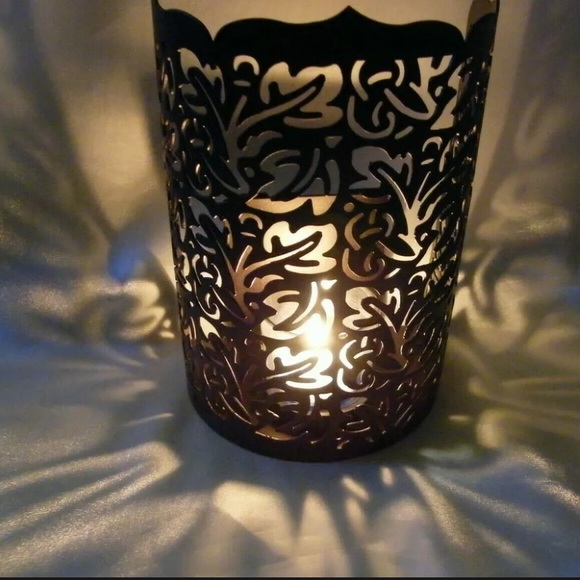 PARTYLITE PAIR TAI INSPIRED TEALGT. WALL SCONCE